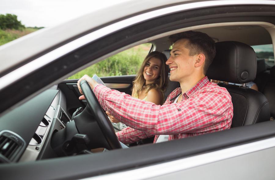 Compartir coche al trabajo entre compañeros