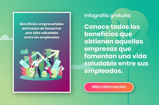 descarga infografía beneficios empresa saludable