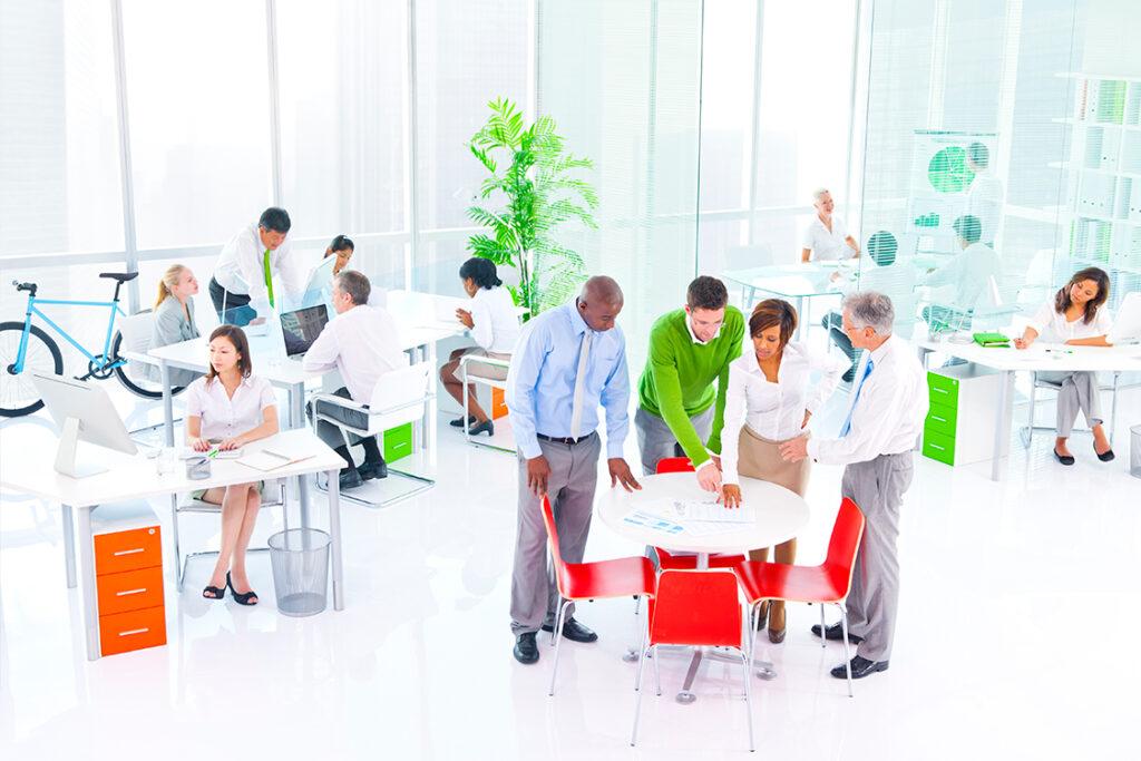 oficina rsc empleados