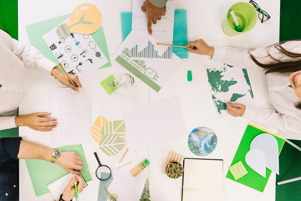 Trabajando por el Pacto Verde Europeo