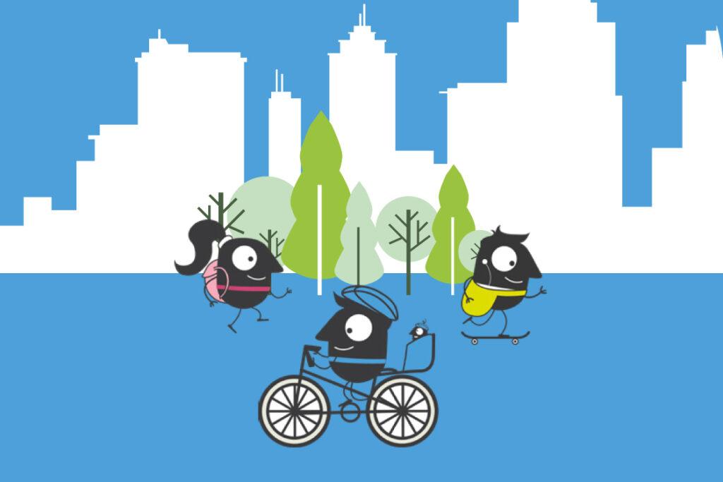 Movilidad sostenible en Albacete