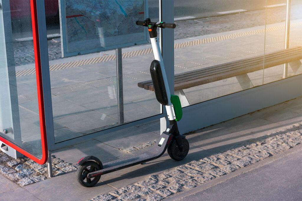 Patinete eléctrico, VMP carril bici