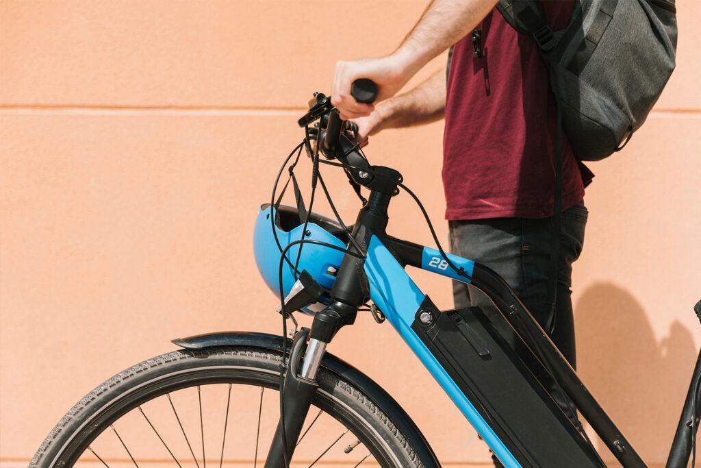 La bicicleta eléctrica es un medio de transporte sostenible