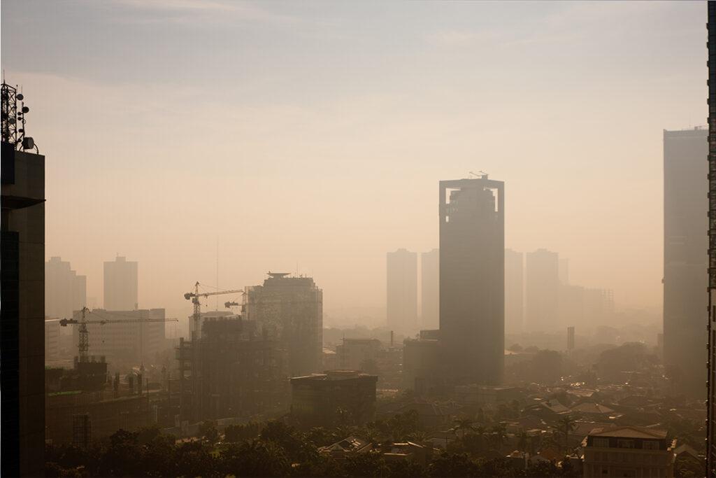 La mala calidad del aire es la culpable de la primera muerte por contaminación